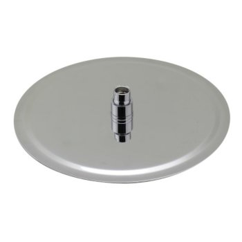"""12"""" Polished Stainless Steel Product View - 3"""