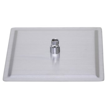 """12"""" Brushed Stainless Steel Product View - 1"""