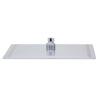 """12"""" Brushed Stainless Steel Product View - 3"""