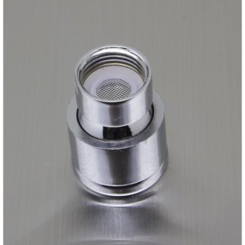 """12"""" Brushed Stainless Steel Product View - 4"""