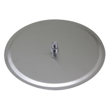 """16"""" Brushed Stainless Steel Product View - 2"""