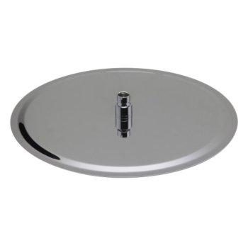 "Alfi brand Solid Polished Stainless Steel 16"" Round Ultra Thin Rain Shower Head, 16"" Diameter x 1/8"" H"
