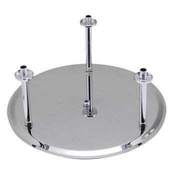 """20"""" Polished Stainless Steel Product View - 1"""