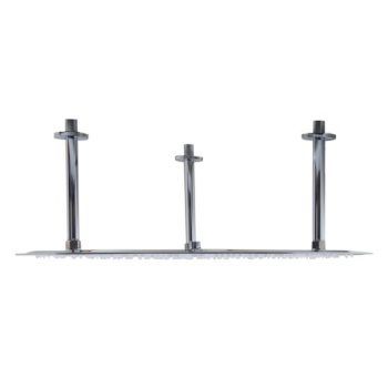 """24"""" Polished Stainless Steel Product View - 1"""