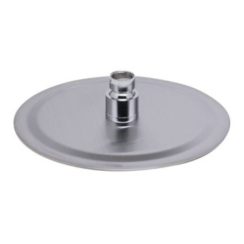 """8"""" Brushed Stainless Steel Product View - 1"""