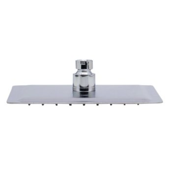 """8"""" Brushed Stainless Steel Product View - 2"""