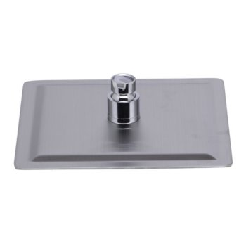 """8"""" Brushed Stainless Steel Product View - 5"""