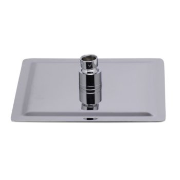 """8"""" Polished Stainless Steel Product View - 3"""