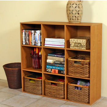 American Furnishings Project Center Bookcases