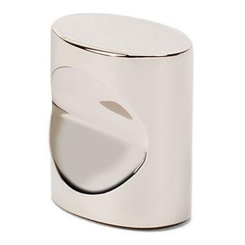 Alno Contemporary III Oval Cabinet Knob