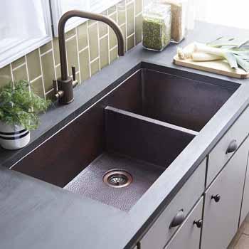 Native Trails Kitchen Sinks