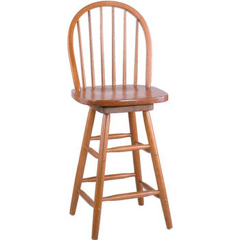 Alston aq 271 24 windsor barstool - Windsor back counter stools ...
