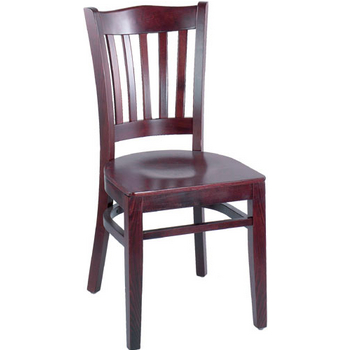 Alston Classico Beechwood Chair with Wood Seat