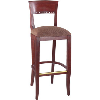 Alston AQ-3650-30-1 Biedermeier Bar Stool