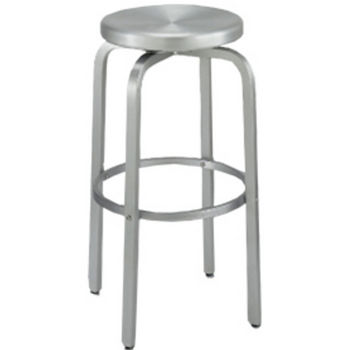 Alston Paula Bar Stool with Brushed Aluminum Swivel Seat 30   sc 1 st  KitchenSource.com & Alston Bar u0026 Counter Stools and Chairs | KitchenSource.com islam-shia.org
