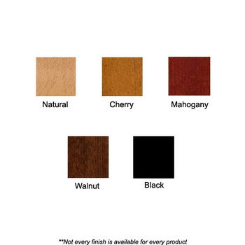 Alston Available Finishes