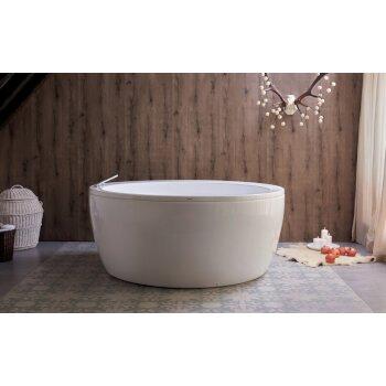 Pamela Round Bathtub