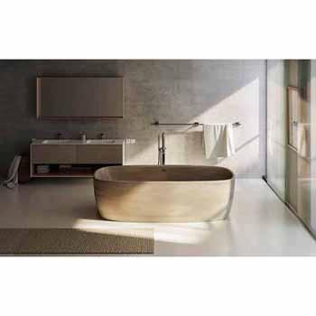 Sandstone Bathtub