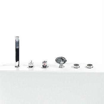 Faucet / Control Panel View