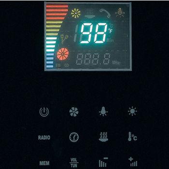 Control Panel Black