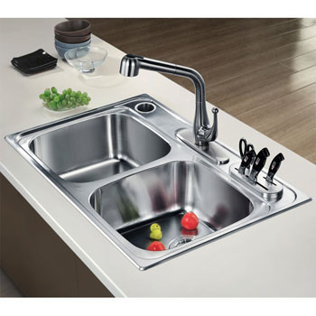 Shown with Matching Top Mount Drop In Sink