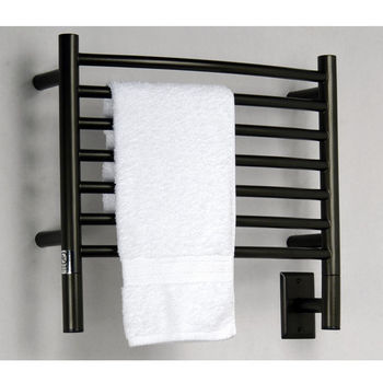 Amba Towel Warmers Jeeves Model H Curved, Oil Rubbed Bronze Finish