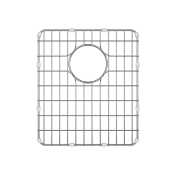 Grid for 17'' Sink, White Background