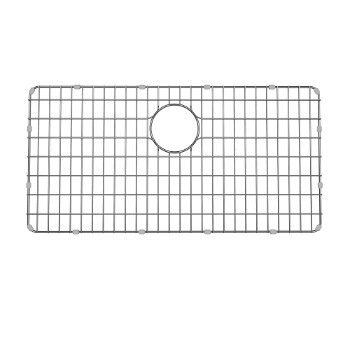 Grid for 31'' Sink, White Background