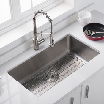 Grid for 31'' Sink, Example View