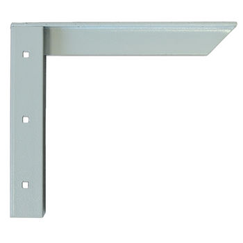 "Concealed Bracket with 12"" Support Arm, 2 Pcs. Available in 4 Finishes"