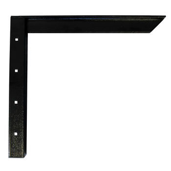 "Concealed Bracket with 18"" Support Arm, 2 Pcs. Available in 4 Finishes"