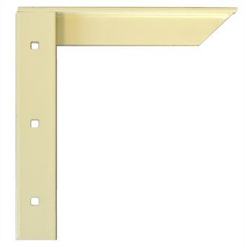 "Concealed Bracket with 9"" Support Arm, 2 Pcs. Available in 4 Finishes"