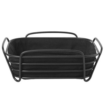 Basket Black on Black Large Display View