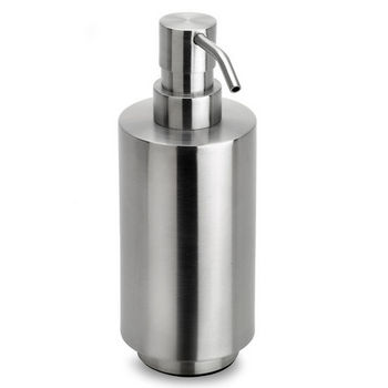 Superieur Blomus Primo Brushed Stainless Steel Soap Dispenser