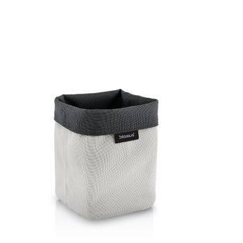 Empty Reversed Sand-Anthracite Tall Basket