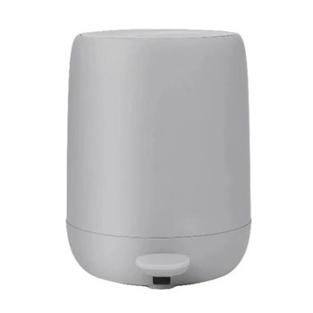 Wastepaper Basket Microchip (Grey) Display View