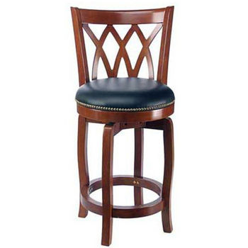 "Boraam Industries ""Cathedral"" 24"" Bar Stool"
