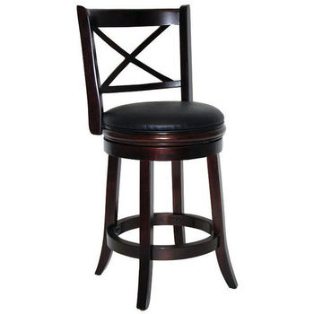 "Boraam Industries ""Georgia"" 24"" Bar Stool"