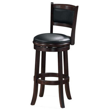 "Boraam Industries ""Augusta"" 29"" Swivel Bar Stool"
