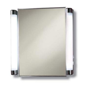 Broan Recessed Mount 455FL Bathroom Medicine Cabinet
