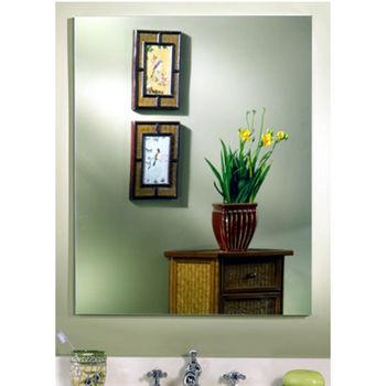 Broan Metro Classic Oversized Beveled Frameless Recess/Wall Surface Medicine  Cabinet, 24