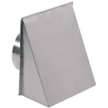 Broan Aluminum Wall Caps