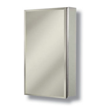 Broan Gallery Deluxe Stainless Steel  Bathroom Medicine Cabinets