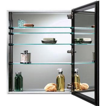 Broan Gallery Oversized Frameless Bathroom Medicine Cabinets