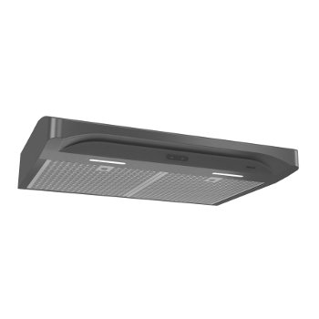 Black Stainless Steel Angle View