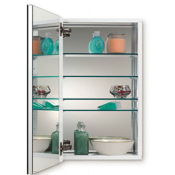 Broan Metro Deluxe Frameless Bathroom Cabinet