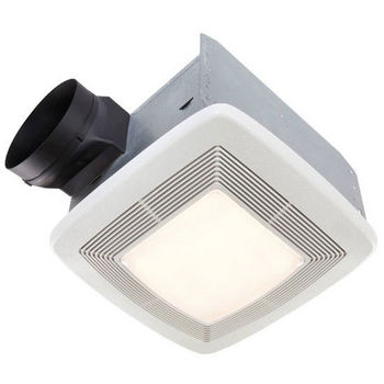 Broan 80 CFM ventilation fan, with light and nightlight