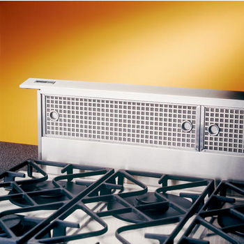 """Broan Elite Down Draft System with Interior Blower, 30"""" - 48"""" Widths Available"""