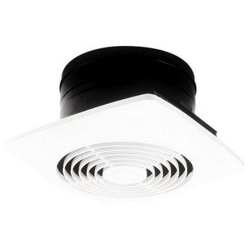 Broan Ceiling Mount Vertical Discharge Utility Fan, 180 CFM