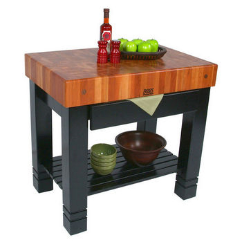 Kitchen Carts Butcher Blocks